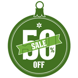 Sale-50-off-icon