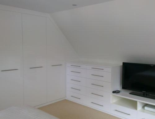 Fitted Wardrobe and TV units