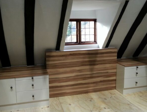 Loft Extension Storage
