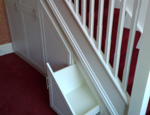 Under stairs storage area – Kent